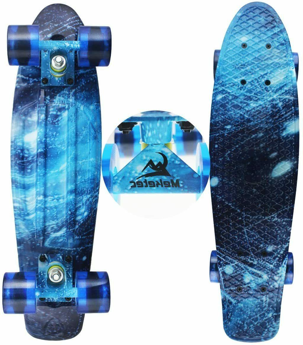 Skateboards Complete Mini Retro Skateboard for