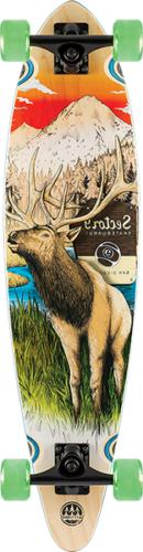 SECTOR 9 STAG SWIFT SKATEBOARD COMPLETE-8.5x34.5 artist
