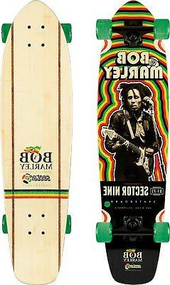 Sector 9 Trenchtown Rock Cruiser Complete Sz 34 x 8.7in