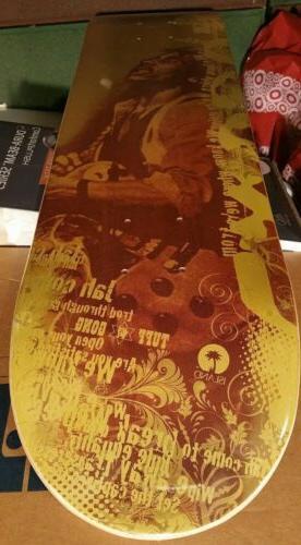 VERY Bob - Exodus SKATEBOARD DECK Promo 100 made!!!