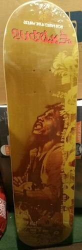 VERY RARE! Bob Marley - Exodus SKATEBOARD DECK Promo Only. N