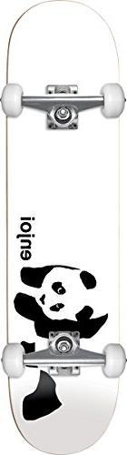 Enjoi Whitey Panda Skateboard Complete-7.75