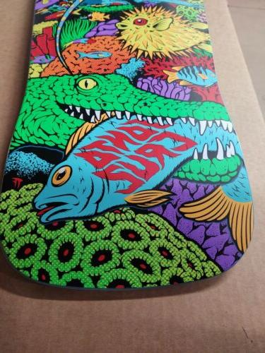 """Santa Cruz """"Aquatic"""" Skateboard"""