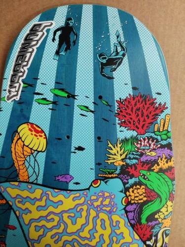 "Santa Cruz ""Aquatic"" Skateboard Deck"