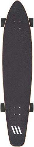 Ten Toes Board Zed Bamboo Cruiser, Black