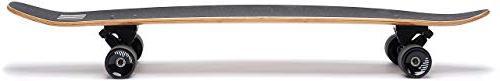Ten Emporium Zed Longboard Skateboard Cruiser, Pipeline