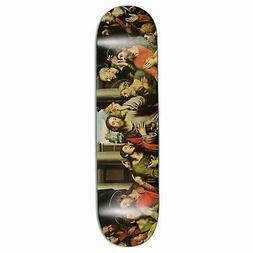 "Pizza Skateboards Last Supper Deck 8.25"" & 8.5"""