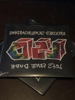 Krooked Skateboarding LSD DVD not for sale RARE*