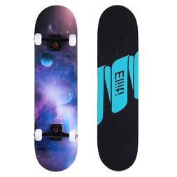maple complete skateboard for beginners boys girls