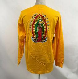Loser Machine Men's Long Sleeve T-Shirt Devoted Gold Size M