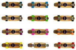 Mini Cruiser Skateboard Complete Original Wooden Penny Maple