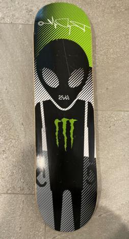 Alien Workshop Monster Energy Rob Dyrdek Skateboard Deck ~ R