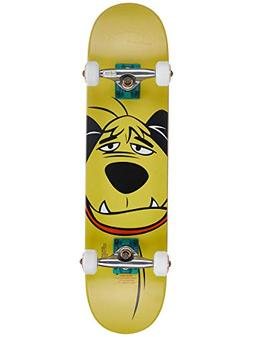 Almost Muttley Face Youth Soft Wheel Skateboard Complete - T