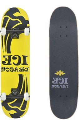✨ New Ice Dragon 31 Inch Cruiser Trick Skateboard for Begi