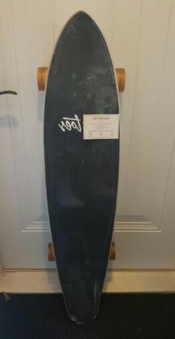 "New! Board Emporium ""TEN TOES"" Longboard Skateboard Crui"