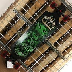 New Santa Cruz Lion God Tie-Dye Drop Thru Cruzer Complete Sk