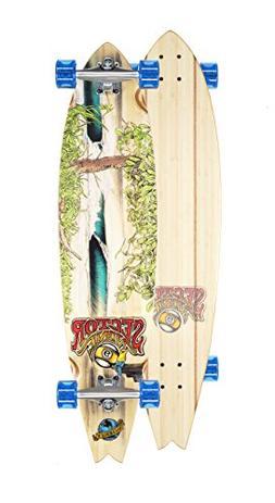 Sector 9 Nicaragua Complete Skateboard Longboard Cruiser