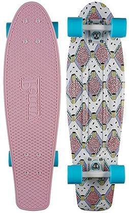 Penny Nickel Complete Skateboard, Buffy, 27""