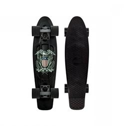"""Penny Nickel Graphic Skateboard - United We Stand 27"""""""