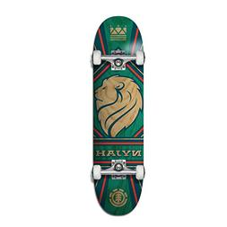 "Element Nyjah Huston Monarch 7.75"" Complete Skateboard Inch"