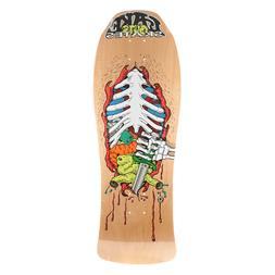 """Lake Skateboards OG Guts Re-Isssue 10"""" Natural Deck"""