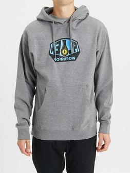Alien Workshop OG Logo Hoodie Sweatshirt Skateboard Heather