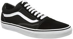 VANS Unisex Old Skool Skate Shoes, Comfortable and Durable C
