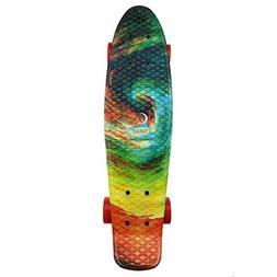 "Mayhem Boards & Scooters Penny Style Twister 22"" Plastic Cru"