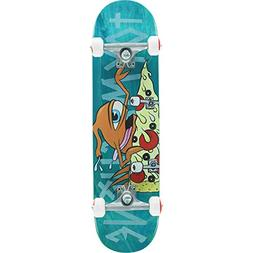 Toy Machine Skateboards Pizza Shredder Sect Complete Skatebo
