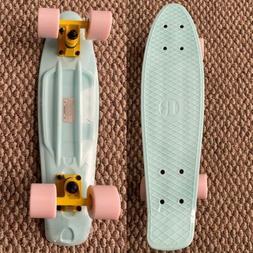 plastic penny size board 22 inch pastel