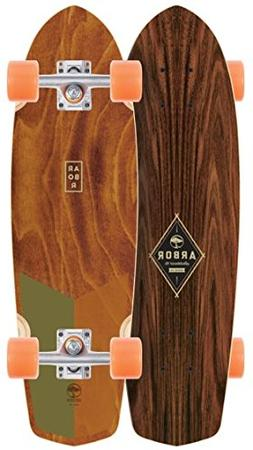 Arbor Pocket Rocket Premium 2016 Mini Cruiser Longboard Skat
