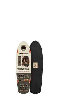 Arbor Pocket Rocket Artist Longboard Skateboards Deck Only w