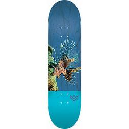 powell skateboard deck k20 poison lion fish