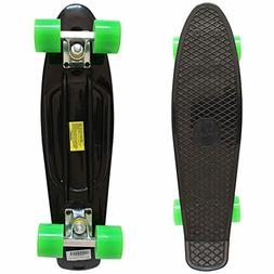PRO RIMABLE 22 Inches Complete Skateboard Longboard for kids