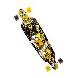 Punisher Skateboards Steampunk 40 Double Kick Tail Drop Down