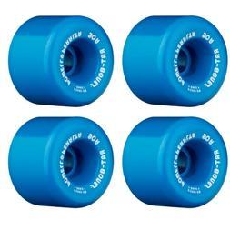 POWELL PERALTA RAT BONES Skateboard Wheels 60mm BLUE