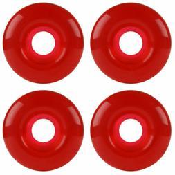 RED GEL Skateboard WHEELS Skateboards 52mm 98A