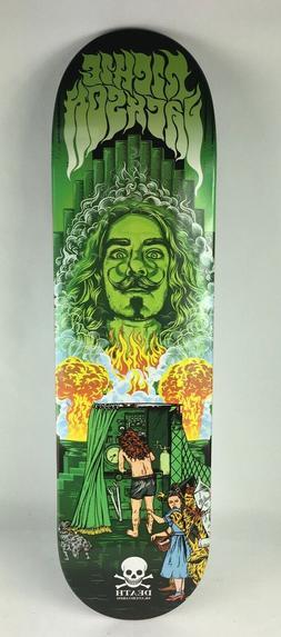 "Richie Jackson Pro deck - Death Skateboards 8.5 "" Smoke Mirr"