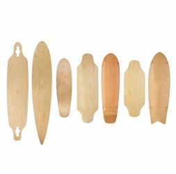 Ridge Natural Premium Mini Cruiser, Longboard, Skateboard De