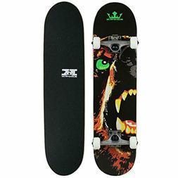 Krown Rookie Skateboard Complete 7.5 Great Sport Entertainme