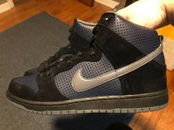 Nike SB Dunk High TRD QS Size 11 DS Gino Iannucci Black Grap