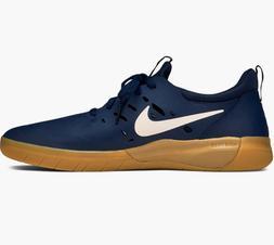 Nike SB Nyjah Free Skateboard Sneakers Midnight Navy Gum Nyj