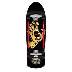 "Santa Cruz Screaming Hand Cruiser Skateboard 9.42"" X 31.88"""
