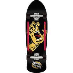 Santa Cruz Screaming Hand Cruzer 80s Complete Skateboard,9.4