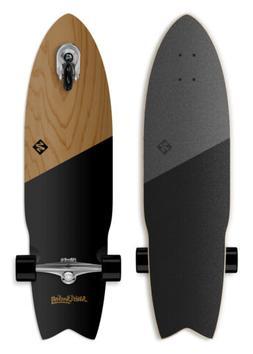 Street Surfing SHARK ATTACK Longboard Casterboard Surf Carvi