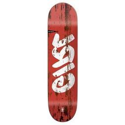 "Girl Sign Painter Skateboard Deck - Rick McCrank - 8.50"""