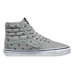 Vans SK8 HI MLB New York Yankees/Grey Men's Shoes 10