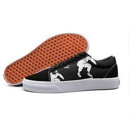 Armsttm Women Skate Shoes astronaut skateboarding Classic Su