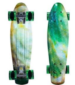 ENKEEO Skateboard 22 Inches Skateboard Complete Cruiser