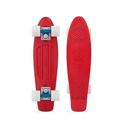 """Penny Skateboard Cardinal 22"""" Original Plastic Complete"""